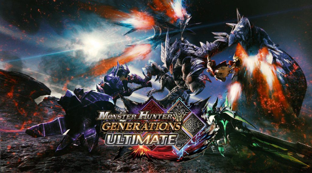MONSTER HUNTER GENERATIONS ULTIMATE SIAP UNTUK MENGUNCANG NINTENDO SWITCH