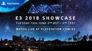 SONY JANJIKAN AKAN KEDATANGAN 3 SERI GAME SEBELUM E3 2018