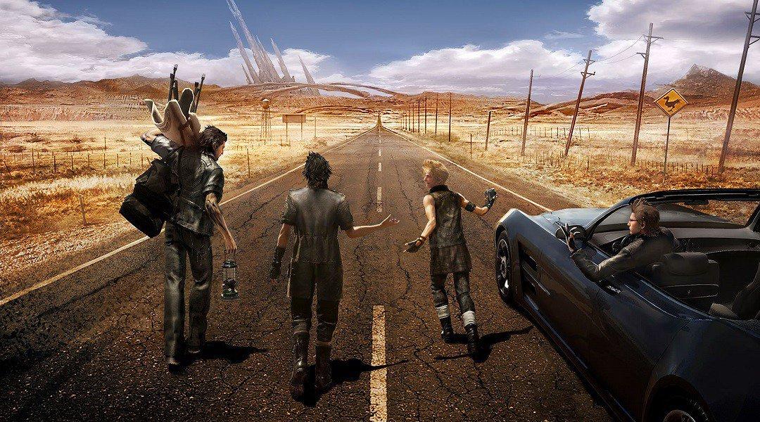 Final Fantasy 15 DLC Yang Akan Datang Ada Fitur Cerita Baru