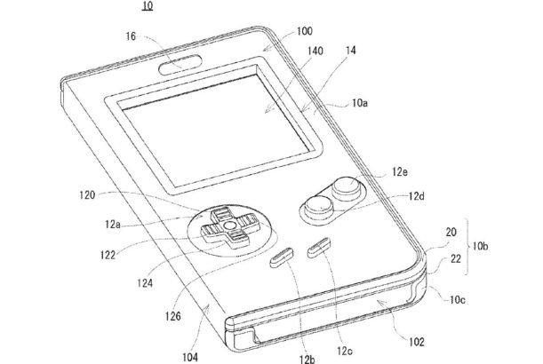 Nintendo Mempatenkan Ubah Hpmu Menjadi Game Boy