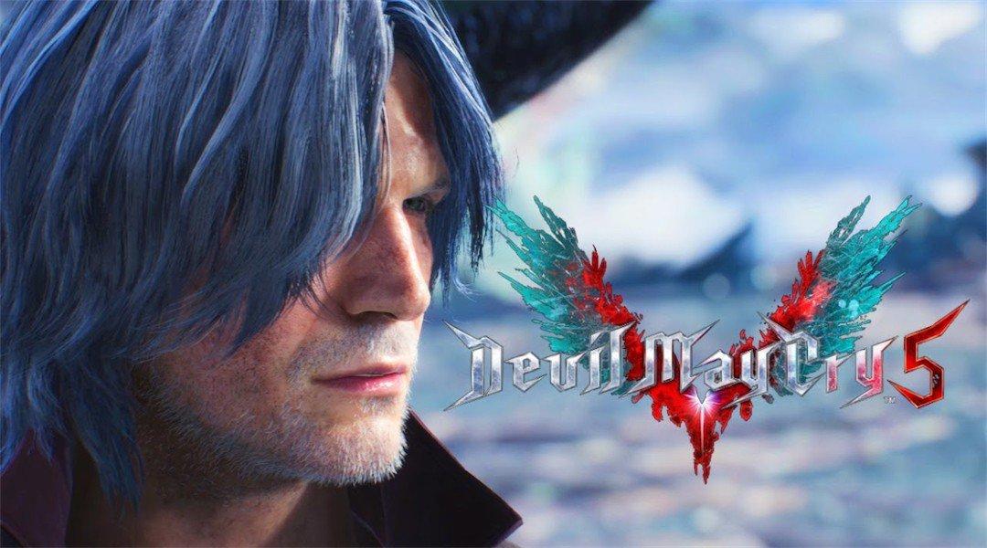 Devil May Cry 5 Merilis Game Play Dante Lebih Dari 20 Menit