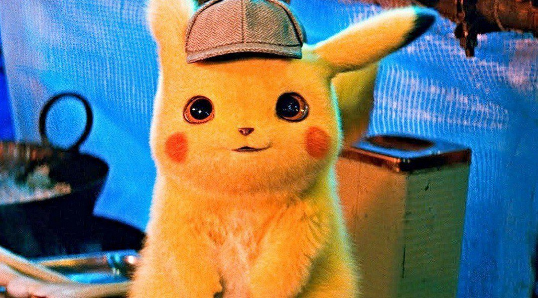 Detective Pikachu, Movies, Pokemon