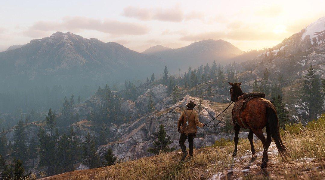 Red Dead Redemption 2 Fitur Peta Terbesar Rockstar