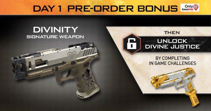 Black Ops 4 Tambajan Senjata Signature Baru