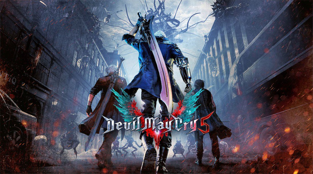 Devil May Cry 5 Memfiturkan Co-Op Dan Multiplayer