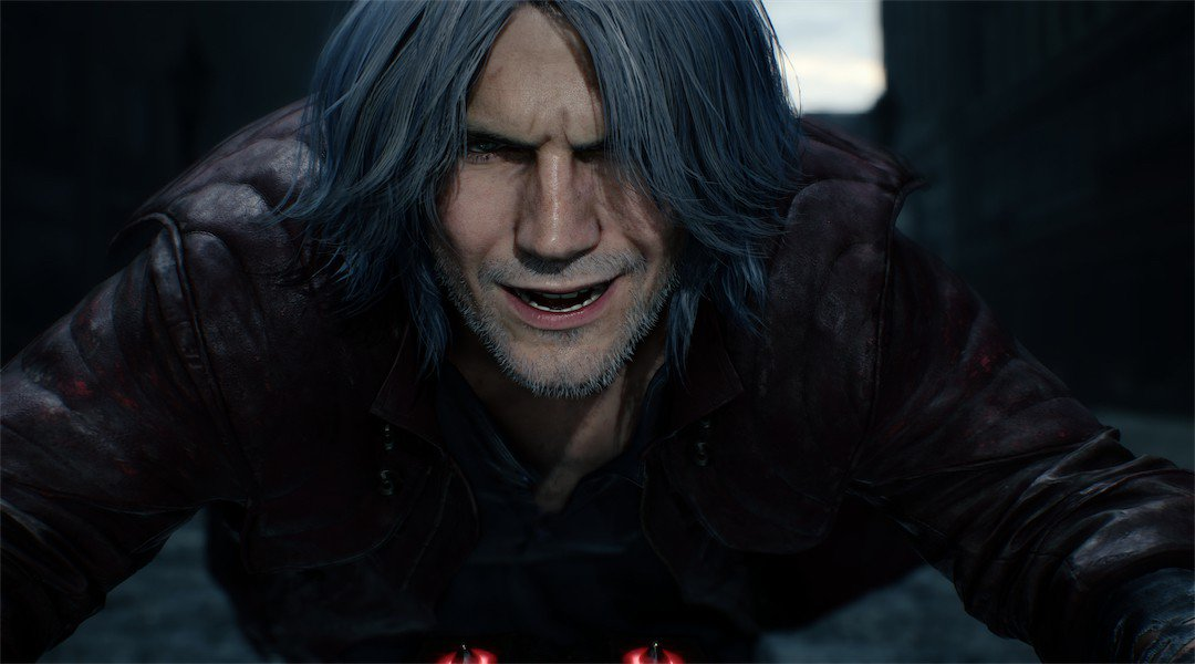 Devil May Cry 5 Trailer Menunjukkan Gameplay Dante
