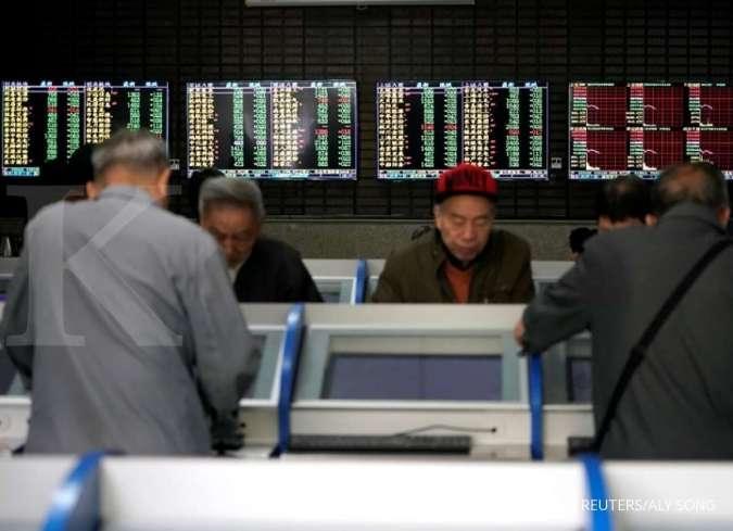 Huawei dan AS Ricus, Bursa Asia Masuk Posisi Berbahaya